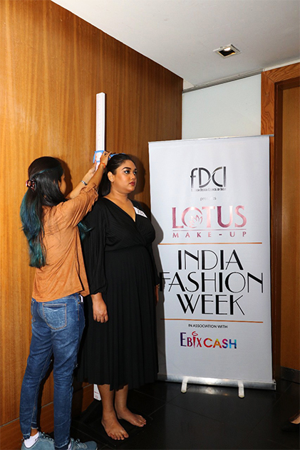 LMIFW AW'20: Kolkata Female Model Auditions